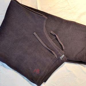 Purple Patagonia fleece pants